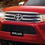 Hilux D Cab